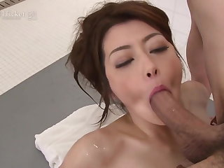 Maki Hojo's Dispirited Soapland (Uncensored JAV)