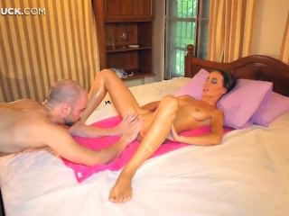 Sensuous donk rubdown sex video