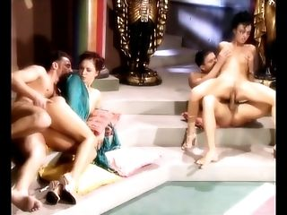 Ultra-kinky orgy and rectal hump with Sandra Russo, Bobbi Eden, & Jessica May. free porn