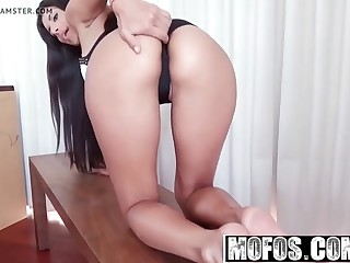 mofos - lets have anal - soffie - soffie takes it in ask pardon an concern of ass