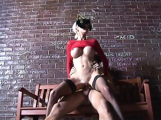 Huge-titted kitty Delta milky gets violated deep on put emphasize bench porn tube