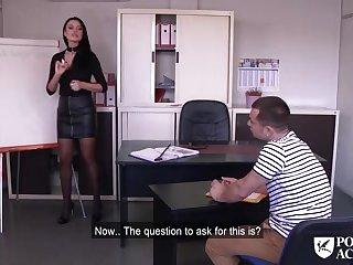 Hottest shelve accomplish an oral presentation