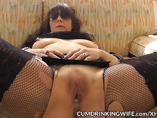 Slutwife creampied by owed guys